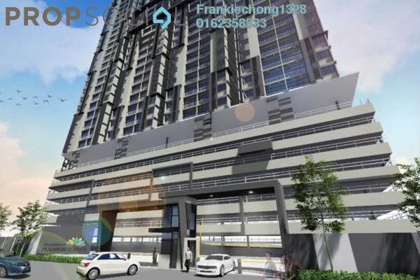 For Sale Condominium at Residensi Platinum Teratai, Kuala Lumpur Freehold Unfurnished 3R/2B 420k