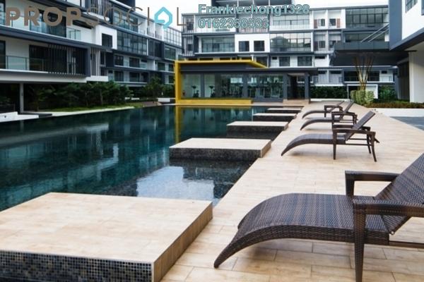 For Rent Condominium at Residensi Sembilan Cheras, Batu 9 Cheras Freehold Semi Furnished 3R/2B 1.6k