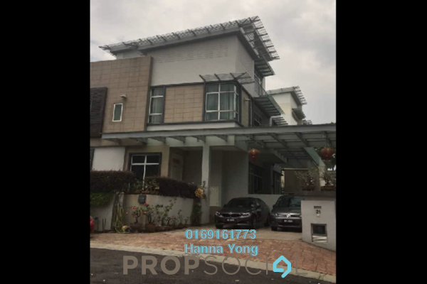 For Sale Bungalow at Saujana 0-Lot, Saujana Freehold Fully Furnished 6R/6B 4.6m