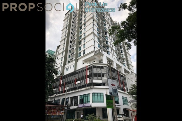 For Rent Serviced Residence at Amaya Maluri, Cheras Freehold Fully Furnished 2R/2B 2.4k