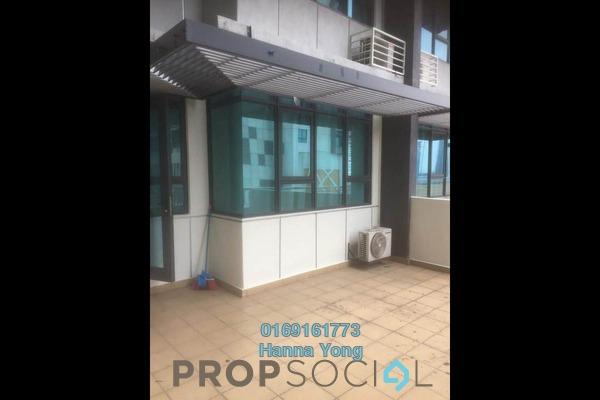 For Rent Serviced Residence at Centrestage, Petaling Jaya Freehold Semi Furnished 2R/2B 1.6k