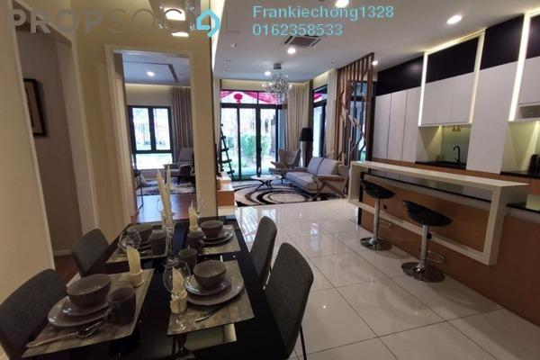 For Sale Condominium at Bennington Residences @ SkyArena, Setapak Freehold Semi Furnished 3R/2B 592.0千