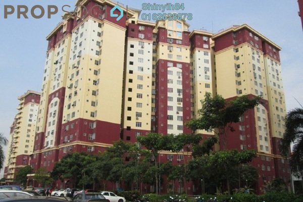 For Rent Apartment at Mentari Court 1, Bandar Sunway Freehold Unfurnished 3R/2B 900translationmissing:en.pricing.unit