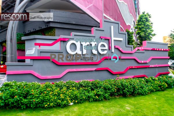 For Sale Condominium at Arte +, Jalan Ampang Freehold Semi Furnished 1R/1B 524k