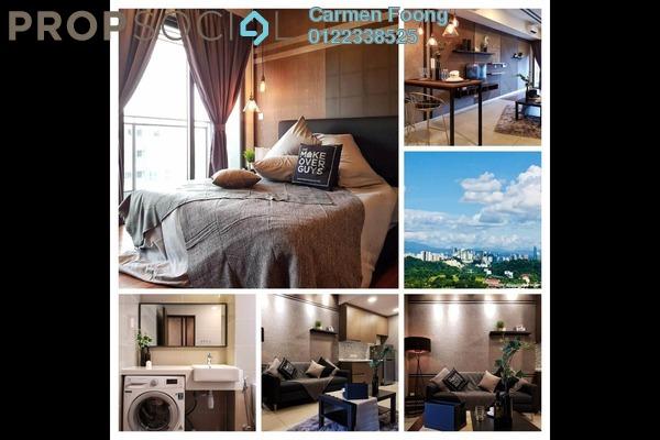 For Rent Condominium at Seventeen Residences, Petaling Jaya Freehold Fully Furnished 1R/1B 2.1k