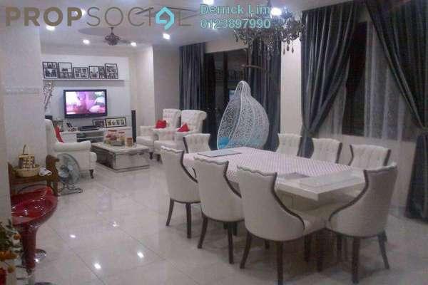 For Sale Condominium at Atmosfera, Bandar Puchong Jaya Freehold Fully Furnished 5R/5B 850k