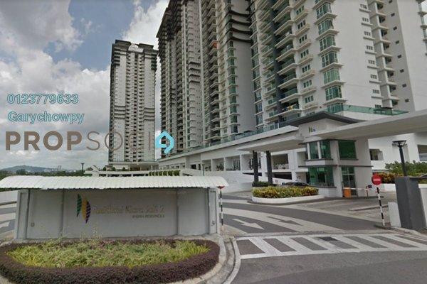 For Sale Condominium at Kiara Residence 2, Bukit Jalil Freehold Semi Furnished 3R/3B 521k