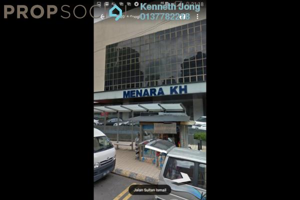 For Sale Office at Menara KH, KLCC Freehold Semi Furnished 0R/0B 409k