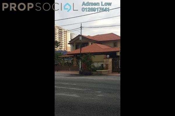 For Sale Bungalow at Taman Ampang Utama, Ampang Leasehold Semi Furnished 5R/8B 2.7m