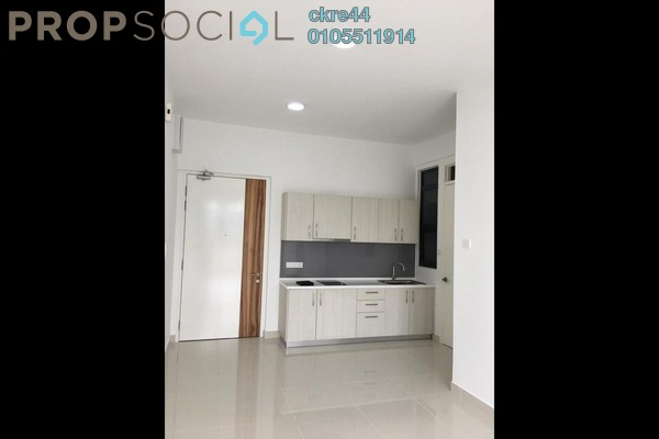 For Rent Condominium at Shamelin Star Serviced Residences, Cheras Freehold Semi Furnished 2R/2B 1.8k