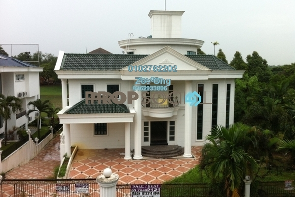 For Sale Bungalow at Tropicana Golf & Country Resort, Tropicana Freehold Semi Furnished 6R/9B 7.9m