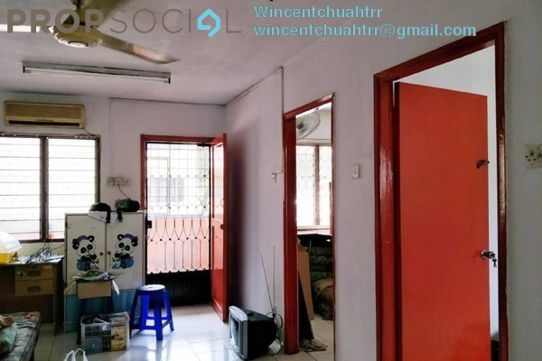 For Rent Apartment at Section 2, Wangsa Maju Freehold Semi Furnished 2R/1B 1k