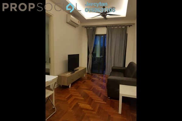 For Sale Condominium at Residency V, Old Klang Road Freehold Fully Furnished 2R/2B 509k