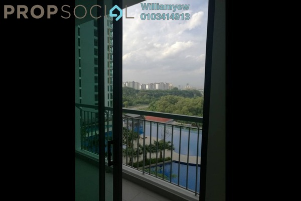 For Rent Condominium at Parkhill Residence, Bukit Jalil Freehold Unfurnished 3R/2B 1.7k
