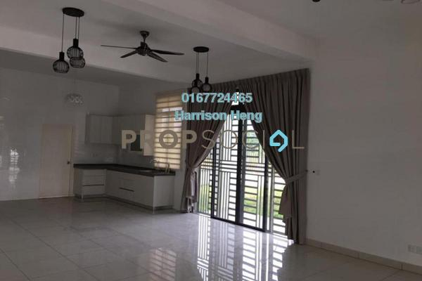 For Sale Terrace at The Valley, Horizon Hills Freehold Semi Furnished 4R/4B 1.3m