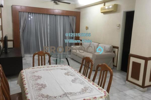 For Rent Condominium at Vista Damai, KLCC Freehold Fully Furnished 1R/1B 2.3k