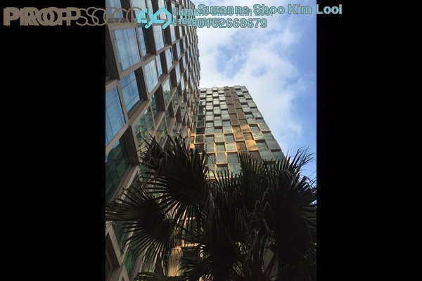 For Rent Office at Soho Suites, KLCC Freehold Unfurnished 0R/0B 1.8k