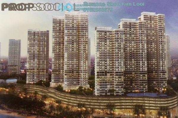 For Sale Condominium at Country Garden Danga Bay, Danga Bay Freehold Semi Furnished 2R/2B 788k