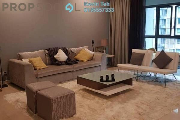 For Sale Condominium at Seni, Mont Kiara Freehold Semi Furnished 3R/4B 1.95m