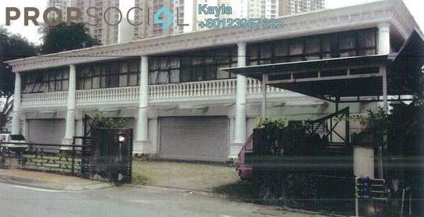 For Sale Land at Jalan Kampung Pandan, Desa Pandan Leasehold Unfurnished 0R/0B 990k