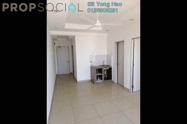 For Rent Serviced Residence at Menara U2, Shah Alam Freehold Fully Furnished 2R/1B 1.2k