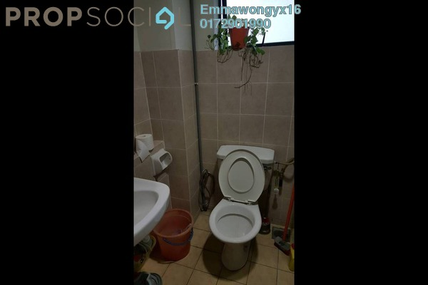 For Sale Condominium at Changkat View, Dutamas Freehold Semi Furnished 3R/2B 498k
