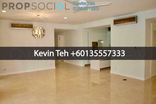 For Sale Condominium at Seni, Mont Kiara Freehold Semi Furnished 4R/4B 2.47m