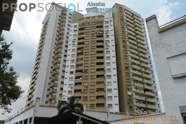 For Sale Apartment at Magna Ville, Selayang Leasehold Unfurnished 0R/0B 270k