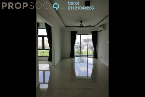 For Rent Condominium at Urbana Residences @ Ara Damansara, Ara Damansara Freehold Semi Furnished 2R/3B 2k