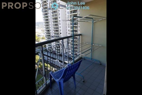 For Rent Condominium at Pandan Villa, Pandan Indah Freehold Fully Furnished 3R/2B 1.6k