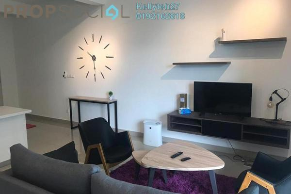 For Rent Condominium at CitiZen, Old Klang Road Freehold Fully Furnished 2R/2B 2.2k