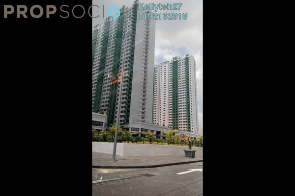 For Rent Apartment at OUG Parklane, Old Klang Road Freehold Unfurnished 3R/2B 1.05k