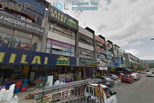 For Sale Shop at The Trillium, Sungai Besi Freehold Unfurnished 0R/0B 4.35m