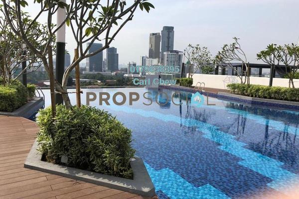 For Rent Condominium at PJ Midtown, Petaling Jaya Freehold Semi Furnished 1R/1B 1.8k