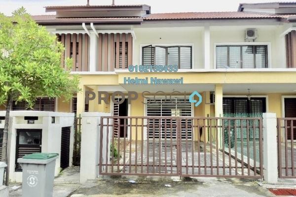 For Sale Terrace at Laman Bakawali, Kota Seriemas Freehold Unfurnished 4R/3B 430k