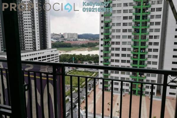 For Sale Apartment at OUG Parklane, Old Klang Road Freehold Semi Furnished 3R/2B 355k