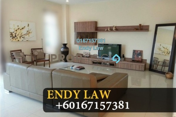 For Sale Semi-Detached at Stellar Residences, TTDI Gateway Freehold Fully Furnished 5R/5B 1.29m