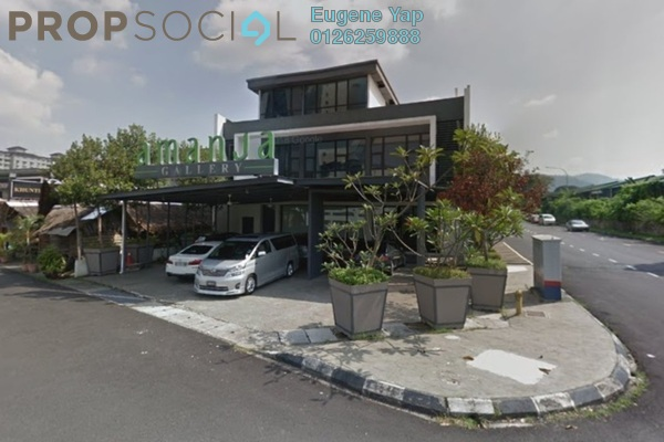 For Sale Shop at Aman Puri, Kepong Freehold Unfurnished 0R/0B 3.9m