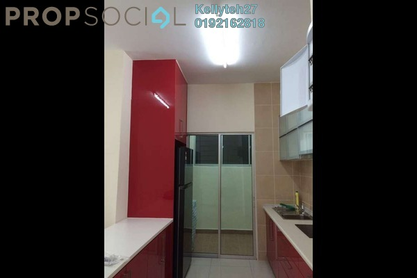 For Rent Apartment at OUG Parklane, Old Klang Road Freehold Semi Furnished 3R/2B 1.2k