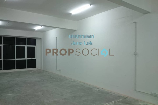 For Rent Office at Boulevard Business Park, Jalan Ipoh Freehold Unfurnished 1R/2B 2.8k