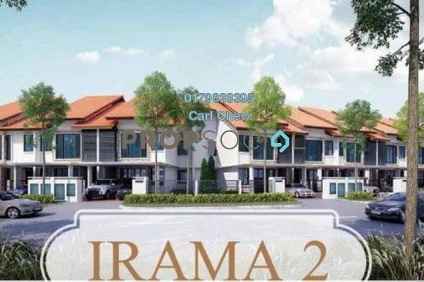 For Rent Terrace at BK8, Bandar Kinrara Freehold Semi Furnished 4R/4B 2.2k