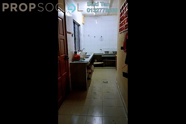 For Sale Terrace at Taman Kok Lian, Jalan Ipoh Freehold Semi Furnished 4R/3B 670k