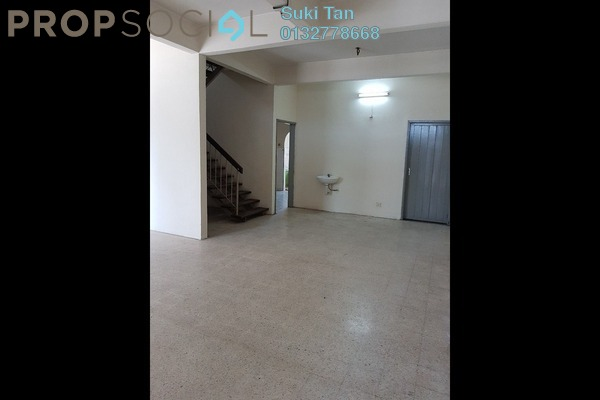 For Sale Terrace at Taman Kok Lian, Jalan Ipoh Freehold Semi Furnished 4R/2B 815k