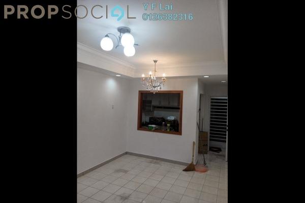 For Sale Condominium at Cengal Condominium, Bandar Sri Permaisuri Freehold Semi Furnished 3R/3B 448k