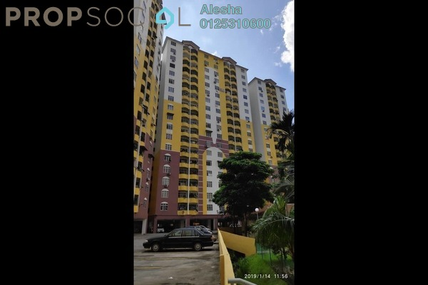 For Sale Apartment at Lagoon Perdana, Bandar Sunway Freehold Unfurnished 0R/0B 200k