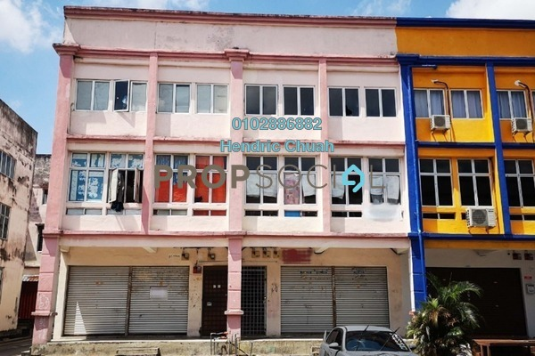For Sale Shop at Oakland Commercial Centre, Seremban Freehold Unfurnished 1R/1B 468k