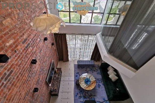 For Sale Condominium at Vista Komanwel, Bukit Jalil Freehold Fully Furnished 5R/3B 980k