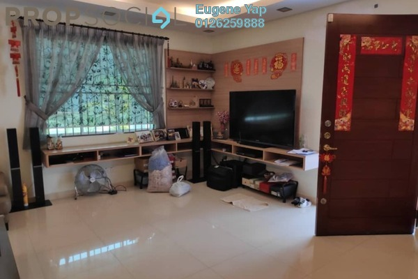 For Sale Semi-Detached at Laman Residen, Jalan Ipoh Freehold Fully Furnished 5R/5B 1.3m