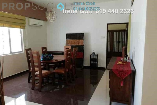 For Rent Condominium at The Straits Regency, Tanjung Bungah Freehold Fully Furnished 3R/2B 1.8k