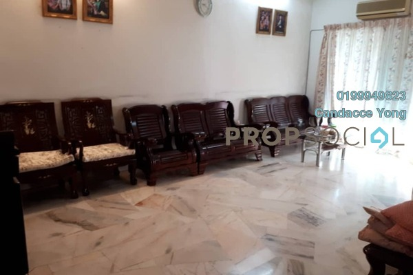 For Sale Terrace at Taman Sri Andalas, Klang Freehold Semi Furnished 4R/3B 515k